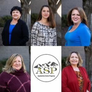 Appalachian Senior Programs Staff